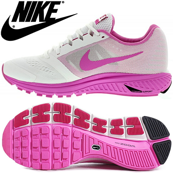 Nike Womens Sneakers Shoes zoom structure NIKE WMNS ZOOM STRUCTURE +17  615588-105-