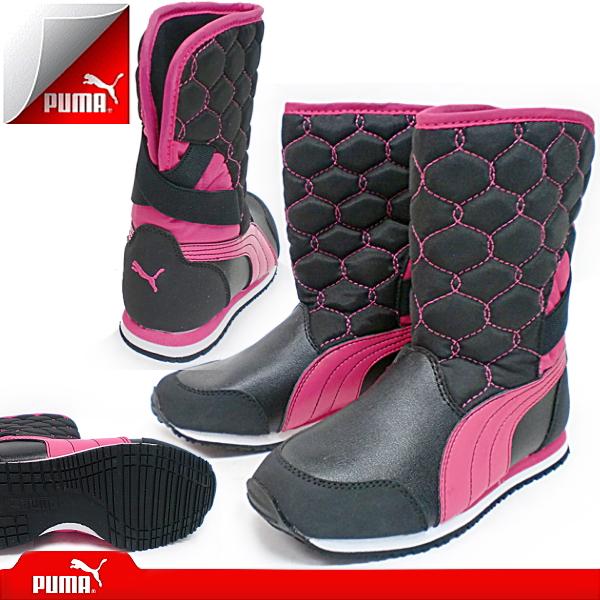 kids puma boots