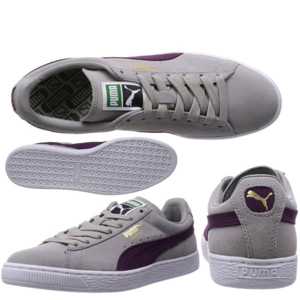 Puma mens sneakers suede classic PUMA SUEDE CLASSIC+356568-61   62 leather  suede men s sneakers PUMA puma- d6d64fe33