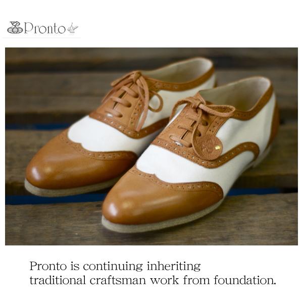 ●Pronto プロント tl01an 本革 ウィングチップ オックスフォード カジュアル シューズ おじ靴 【102KLKL-99flc】