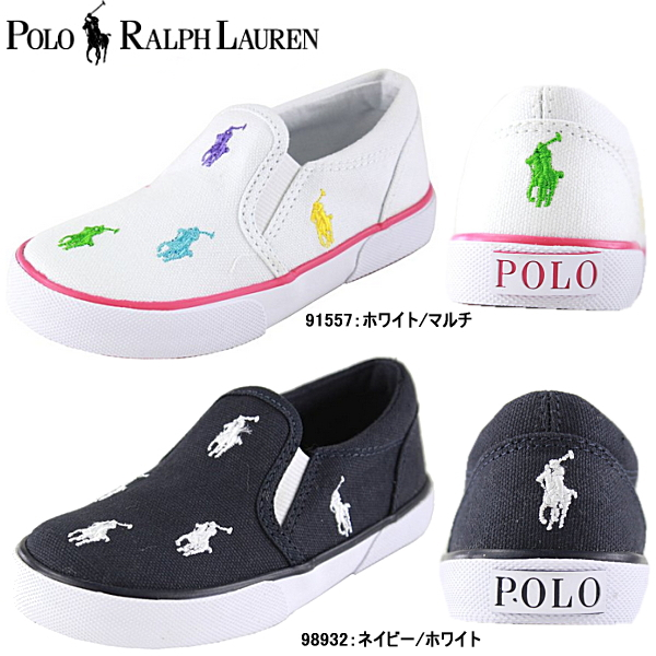 Boasting popular around the world Polo Ralph Lauren POLO RALPH LAUREN more,  baby shoe is introduced. Cute design embroidered pony logo.