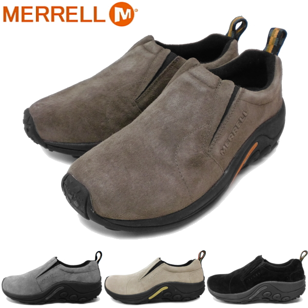 253dd795ca Merrell jungle MOC MERRELL JUNGLEMOC outdoor shoes mock shoes men's casual  shoes [blue/taupe/pewter/midnight]-