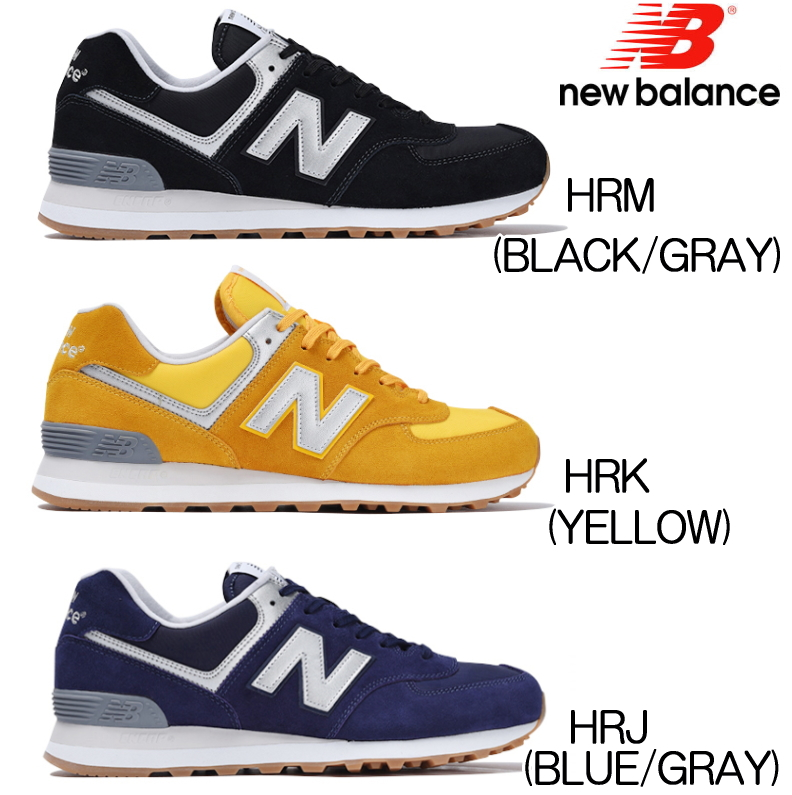 newbalance New Balance men Lady's D Wise ML574 NAVY sneakers shoes (ML574EGN FW18)