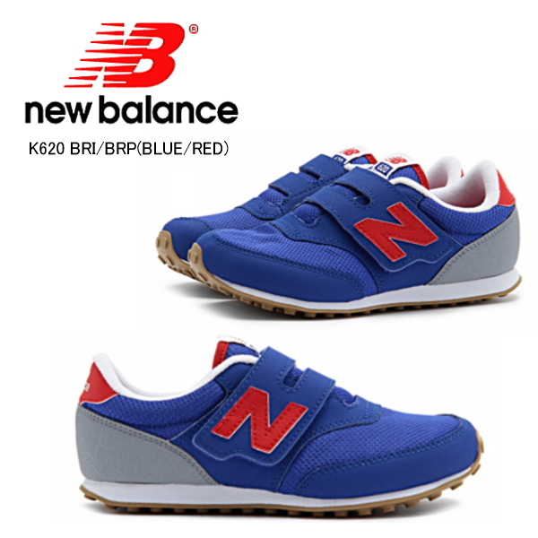 New balance kids   sneakers 620 K620 New Balance kid s Shoes Sneakers new  balance genuine  blue red  ed6a494c0