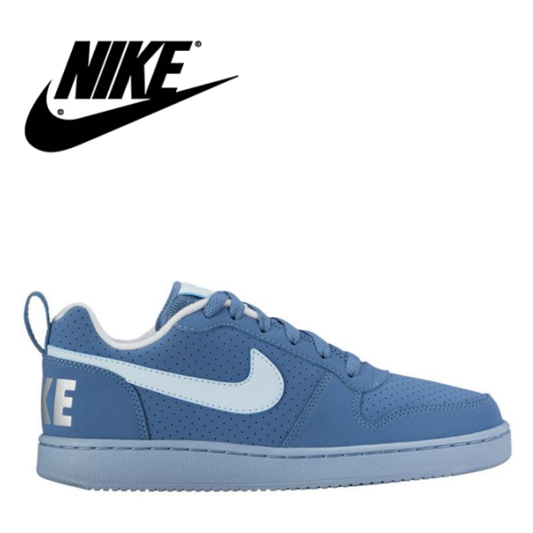 outlet store d58ac c80a3 NIKE Mens sneakers coat Barlow row SL NIKE COURT BOROUGH LOW SL 845726-400 men s  sneakers-