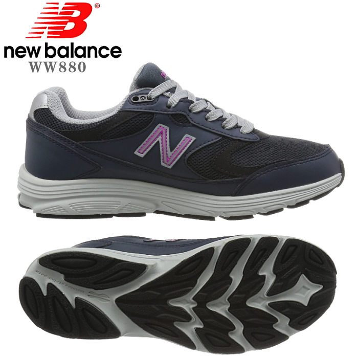 WW880 880 New shoes walking New sneakers Balance 4E Balance Lady's wPTOZkiuX