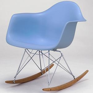 チャールズ&レイ イームズデザイン アームシェルチェア RARCharles & Ray Eames Arm Shell chair RAR(Rocking Armchair Rod base)