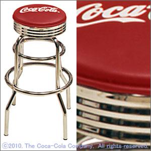 【送料無料】ハイスツール(コカ・コーラ)Coke High-Stool(Coca-Cola)