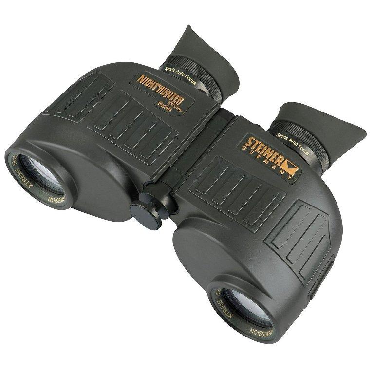 STEINER(シュタイナー) 双眼鏡 ナイトハンター Xtreme 8×30 5216 【日本正規品】