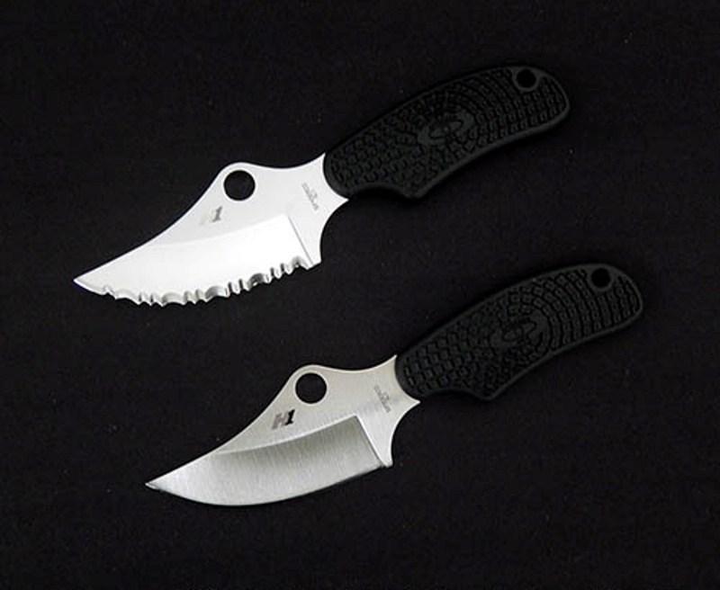 SPYDERCO ARK スパイダルコ アーク FB35BK ネックナイフ