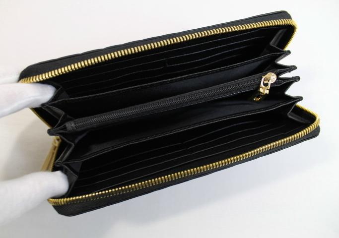 【お得】【オーダーメイド】クロコダイル長財布メンズレディースシャイニングボンベ加工最上級品クロコダイル財布ヘンローン社製ラウンドファスナーブラック