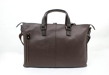 本物保証!  【ビジネスバッグ】柔らかビジネスバッグ 2WAY(牛革/日本製), 靴下工房まほれぐ 4cf24aad