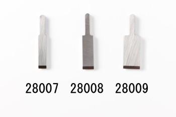 <レザーラングラーズ>SK-3 スーベルナイフ替刃 6.4mm(1/4インチ) (Leather Wranglers) レザークラフト工具 レザークラフト材料 ハンドメイド 革
