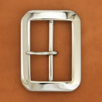 色:ニッケル 45 mm用 LCオリジナル LC八角シングルピンバックル45N 1コ入り 真鍮製 レザークラフト金具 ハンドメイド 革 品質保証 ベルト レザークラフト クラフト 新作からSALEアイテム等お得な商品満載 バックル