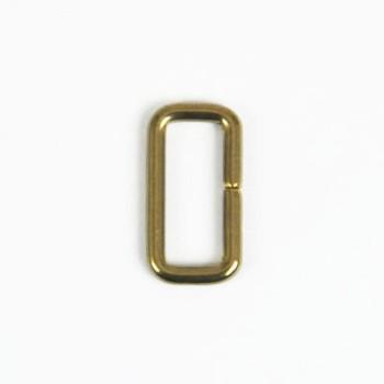 内径:21 mm 色:ブラス 真鍮製小カン 21mm ブラス 2コ 角カン SEIWA 新商品 ハンドメイド レザークラフト金具 並行輸入品 手芸 クラフト レザークラフト