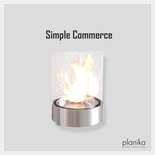 PLANIKA SIMPLE COMMERCE プラニカ社シンプルコマース