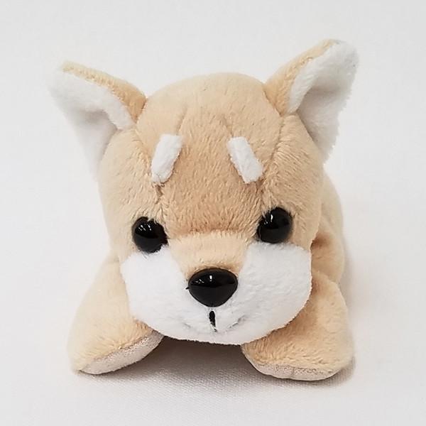 【メール便】犬のマスコットアクセサリー プレミアムミニパピー 柴犬 ボールチェーン付き 犬雑貨 キーホルダー