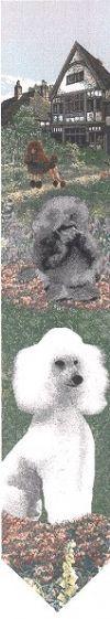 ゴブラン織り壁掛け【プードル】・ベルプル【送料無料】 インテリア  プレゼント ギフト 犬 ルシアン