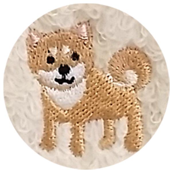 日本製無撚糸パイルハンドタオル