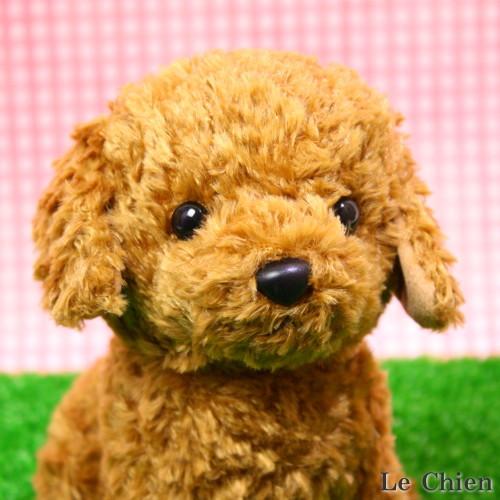 トイプードル 犬のぬいぐるみ スターチャイルド トイプードルのぬいぐるみ お座り 犬 国産品 おもちゃ プレゼントにおすすめ ギフト 誕生日 記念日 結婚祝い 贈り物 プレゼント 可愛い イヌ ルシアン かわいい 出産祝い 卒業式 バースデー お返し