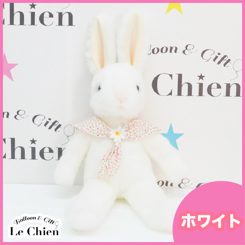 Stuffed rabbit star child ムーニーラ-bit white to ( rabbit Toy / gadgets / Bunny rabbit plush toy made in Japan / / gift)
