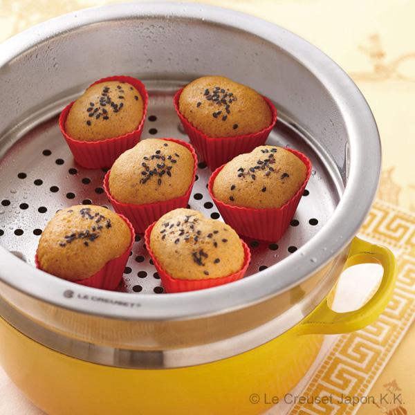 20 厘米蒸笼 [乐锅、 壶和平底锅蒸锅