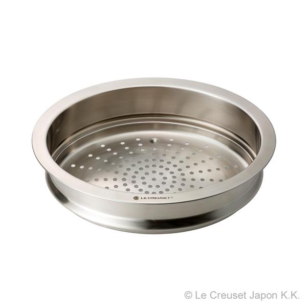 オーバル・スチーマー 25cm ル・クルーゼ ルクルーゼ LE CREUSET ギフト 送料無料 鍋 フライパン 蒸し器