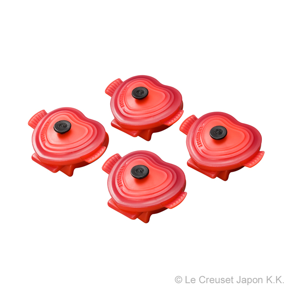 塑针 damuru (4 件) [乐锅,厨房用具,厨房配件