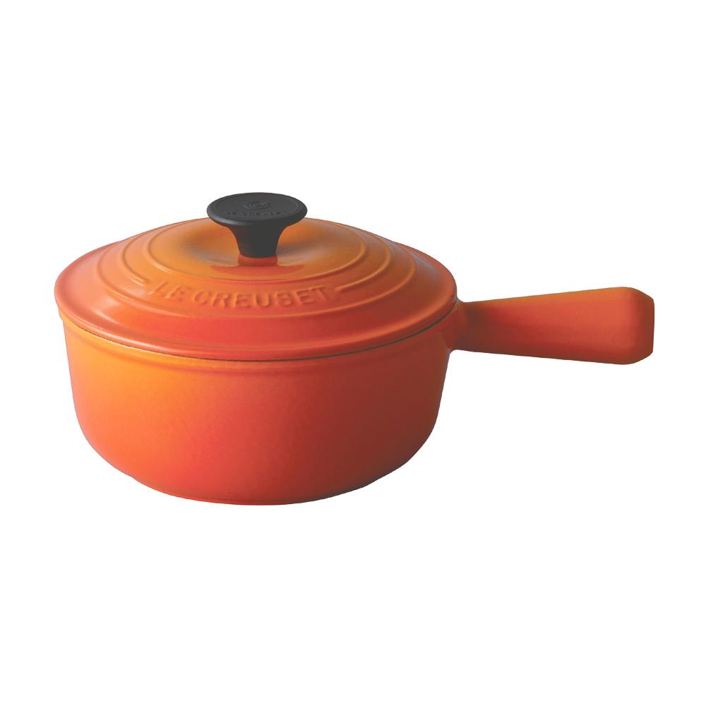 ソースパン 18cm ル・クルーゼ ルクルーゼ LE CREUSET ギフト 送料無料 鍋 フライパン ソースパン