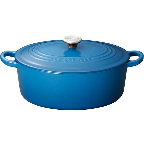 ココット・オーバル 27cm ル・クルーゼ ルクルーゼ LE CREUSET ギフト 送料無料 鍋 鋳物ホーロー ホーロー鍋 フライパン キャセロール