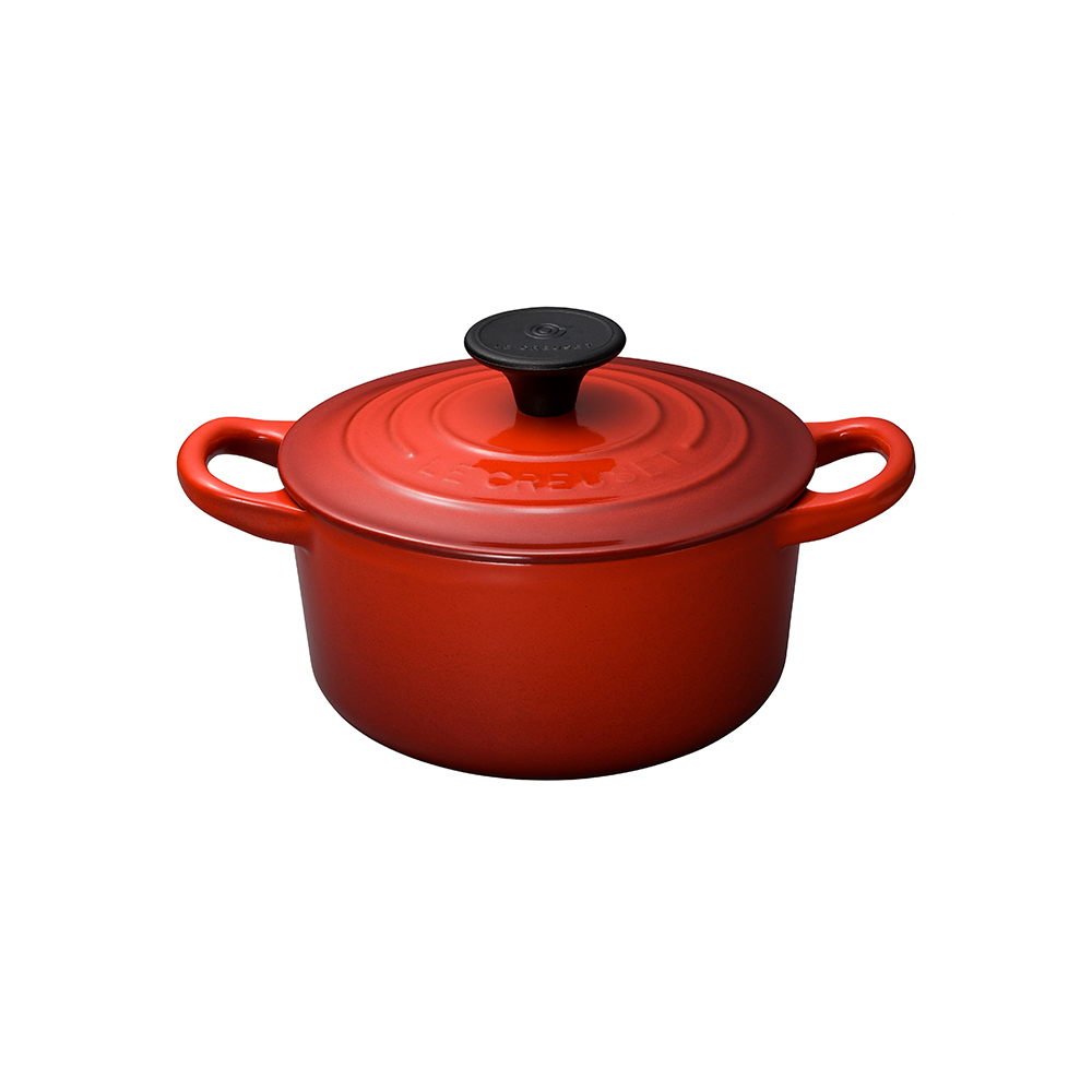 ココット・ロンド 14cm ル・クルーゼ ルクルーゼ LE CREUSET ギフト ホーロー鍋 鍋 送料無料