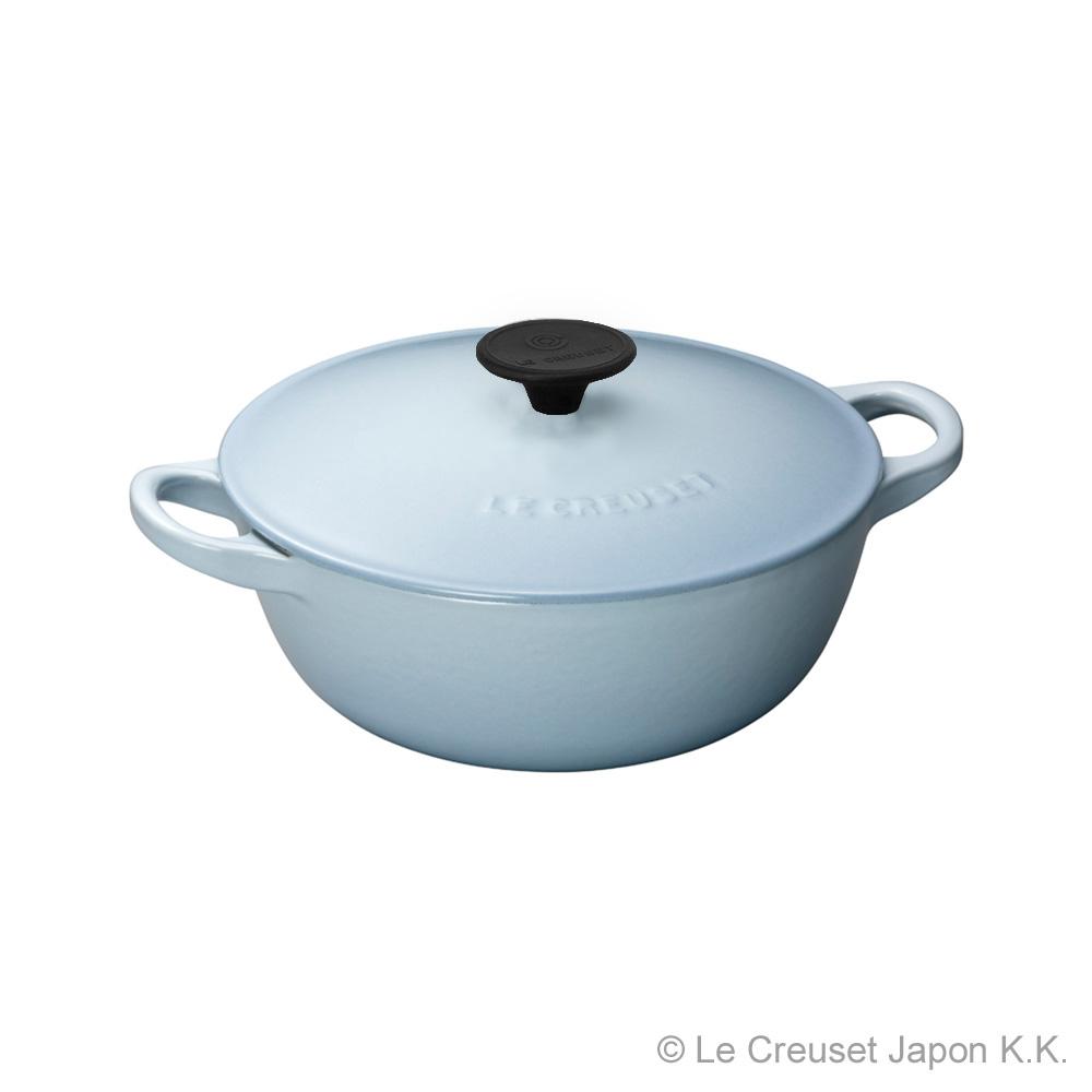 マルミット 22cm ル・クルーゼ ルクルーゼ LE CREUSET ギフト ホーロー鍋 鍋 送料無料