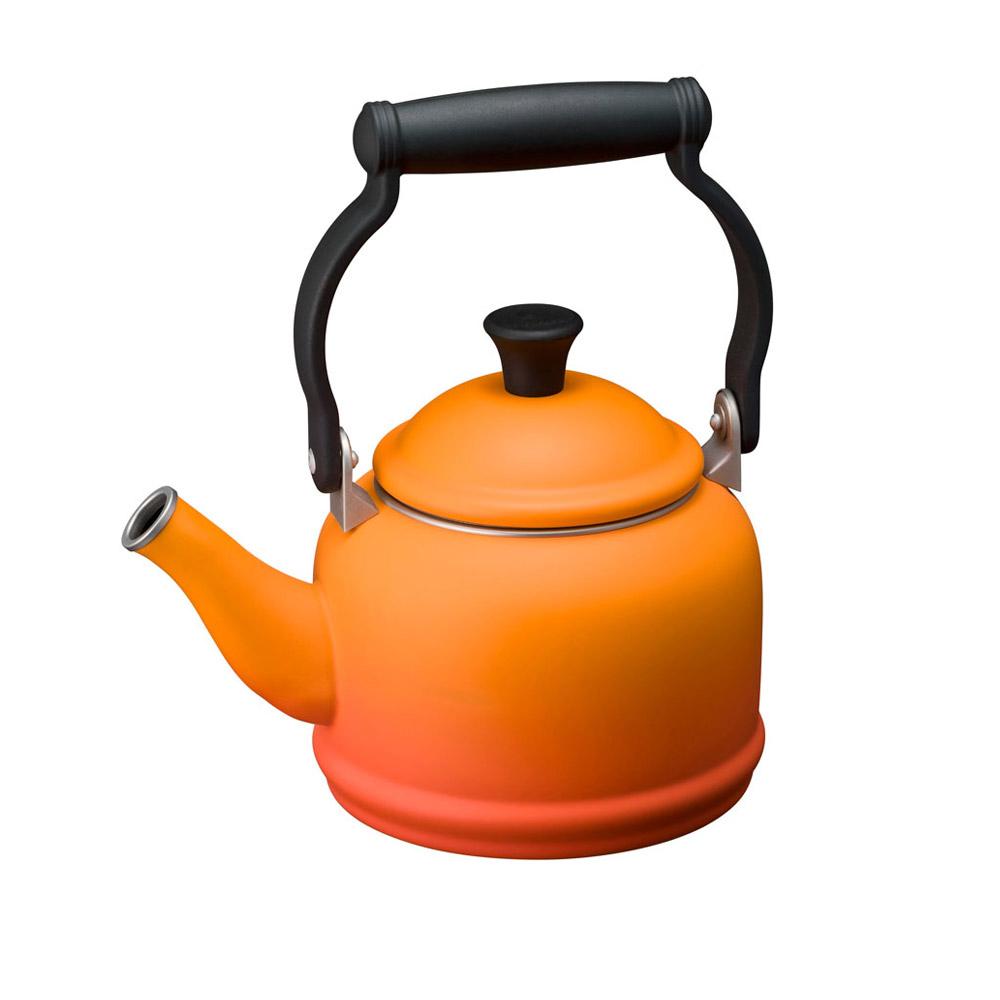 ケトル・デミ ル・クルーゼ ルクルーゼ LE CREUSET ギフト 送料無料 鍋 フライパン やかん(ケトル) ティーケトル IH/ガス両方対応