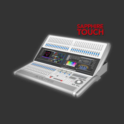 Avolites Sapphire Touch Avolites DMX 調光卓 ビームテック