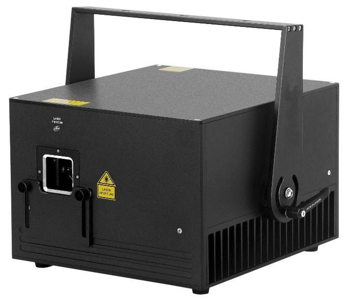 珍しい レーザープロジェクタ 12W full diode RGB laser system ビームテック, カミグン 8d813ea9