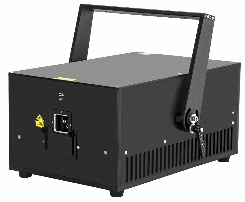 ●【送料無料】レーザープロジェクタ 20W full diode RGB laser system ビームテック