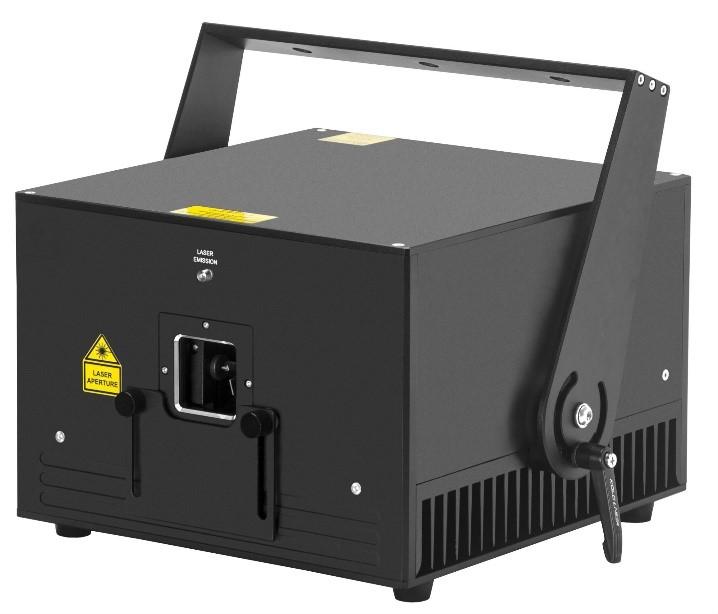 ●【送料無料】レーザープロジェクタ 3W full diode RGB laser system ビームテック