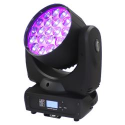 LEDムービング ACME CM-300ZS 19xOsram LED Pageant 300 Zoom付き デモ機の貸出が可能です ビームテック