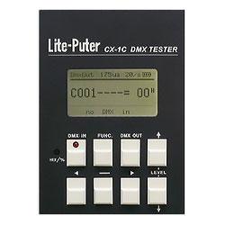 ライトピューター Liteputer CX-1C DMX テスター ビームテック