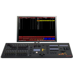 ●【送料無料】Zero88 Jester ML24 ゼロエイティーエイト DMX 調光卓 ビームテック