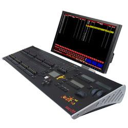 ●【送料無料】Zero88 Jester ML48 ゼロエイティーエイト DMX 調光卓 ビームテック