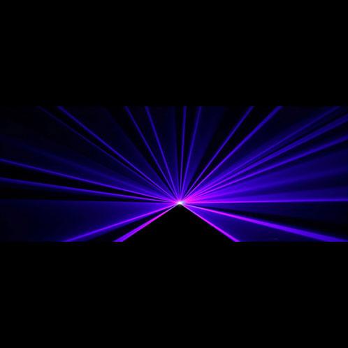 レーザープロジェクタ 青 150mW DMX対応 ビームテック