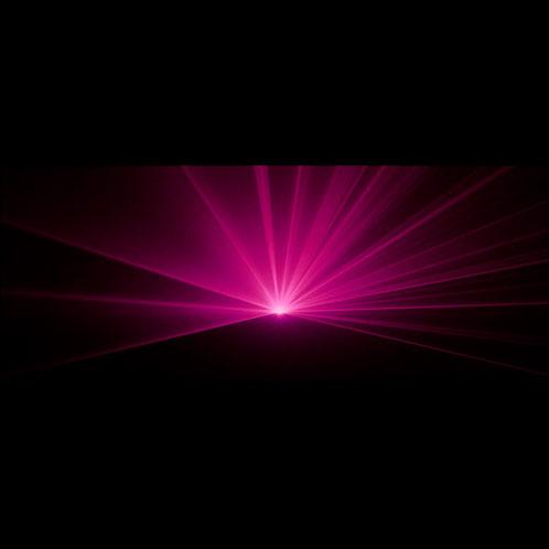 レーザープロジェクタ ピンク 200mW DMX対応 ビームテック