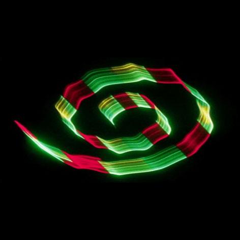 レーザープロジェクタ 緑 50mW 赤 200mW DMX対応 ビームテック