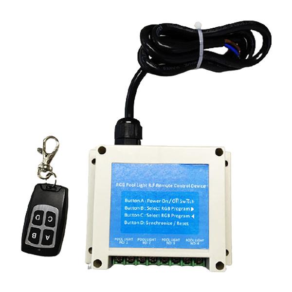 希望者のみラッピング無料 LED 実物 水中灯 Aqua56 Par56 コントローラー 単色 白 緑及びRGB 青 ビームテック ジャグジー プール使用向き フルカラー色自動変化
