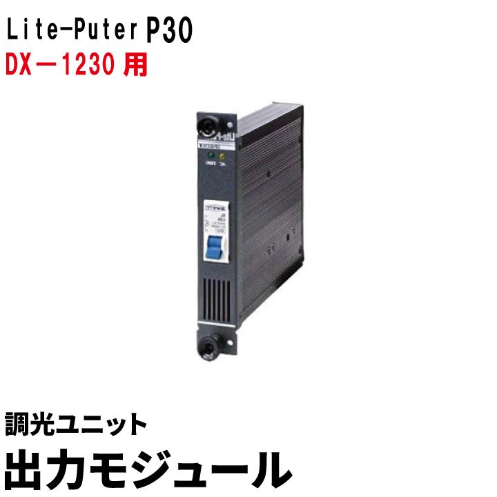 ●【送料無料】Lite-Puter ライトピューター P30 DX-1230用 出力モジュール ビームテック