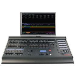 ●【送料無料】Zero88 Solution ゼロエイティーエイト DMX 調光卓 ビームテック