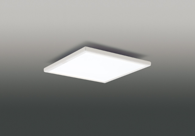 [N]東芝 LEDシーリングライト ~8畳 調光 間接光機能 角形フラット 引掛けシーリング式 リモコン
