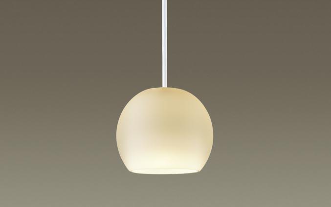 パナソニック LEDペンダントライト 直付けタイプ 電球色 白熱60形1灯相当 LED内蔵
