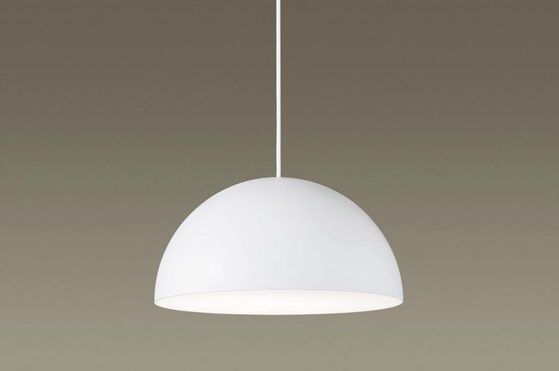 【エントリーでポイント+5倍!】[N]パナソニック LEDペンダントライト 半埋込型 電球色 ダイニング ドーム型 白熱60形1灯相当 LEDランプ付